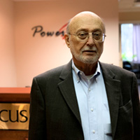 Focus Inc's Project Director, Dean Schlief