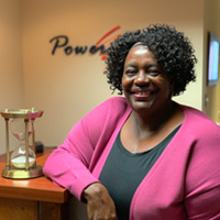 Focus Inc's Project Managers, Phyllis Brown
